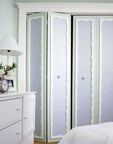 Trim Closet Doors And Paint