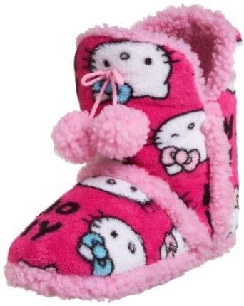 Hello Kitty slippers! <3
