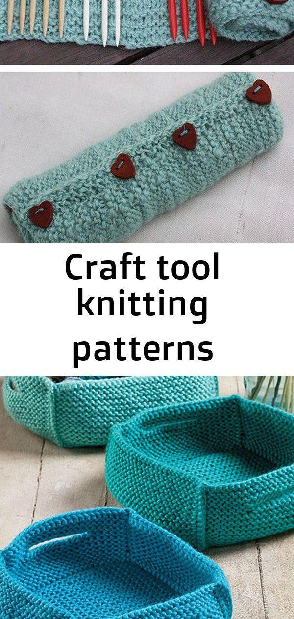 Craft tool knitting patterns : Free Knitting pattern for ...