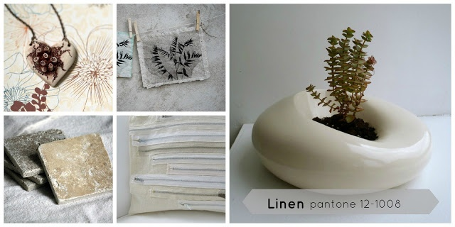 Lemon Zest and Linen | More Pantone Colors for Spring