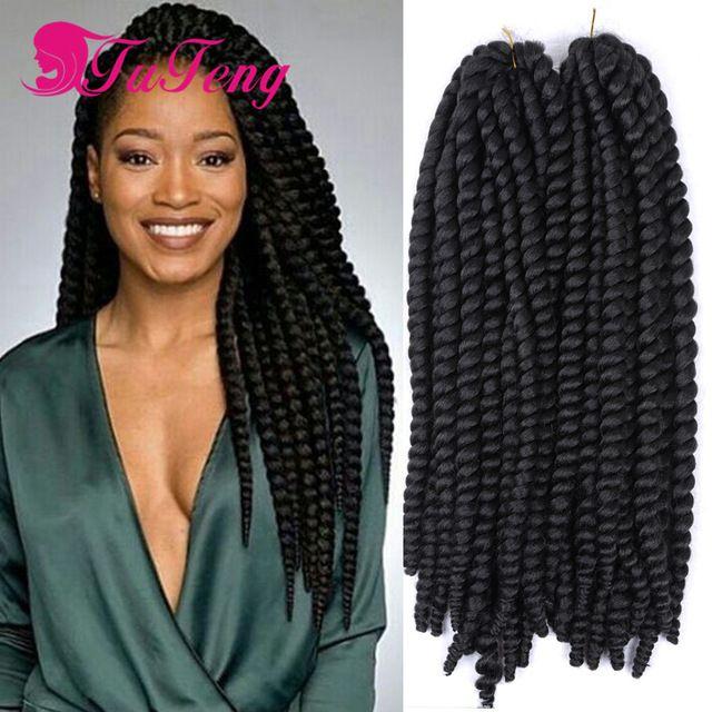 havana mambo twist dreadlock extensions crochet braids synthetic hair sintetik havana mambo twist crochet haar extension