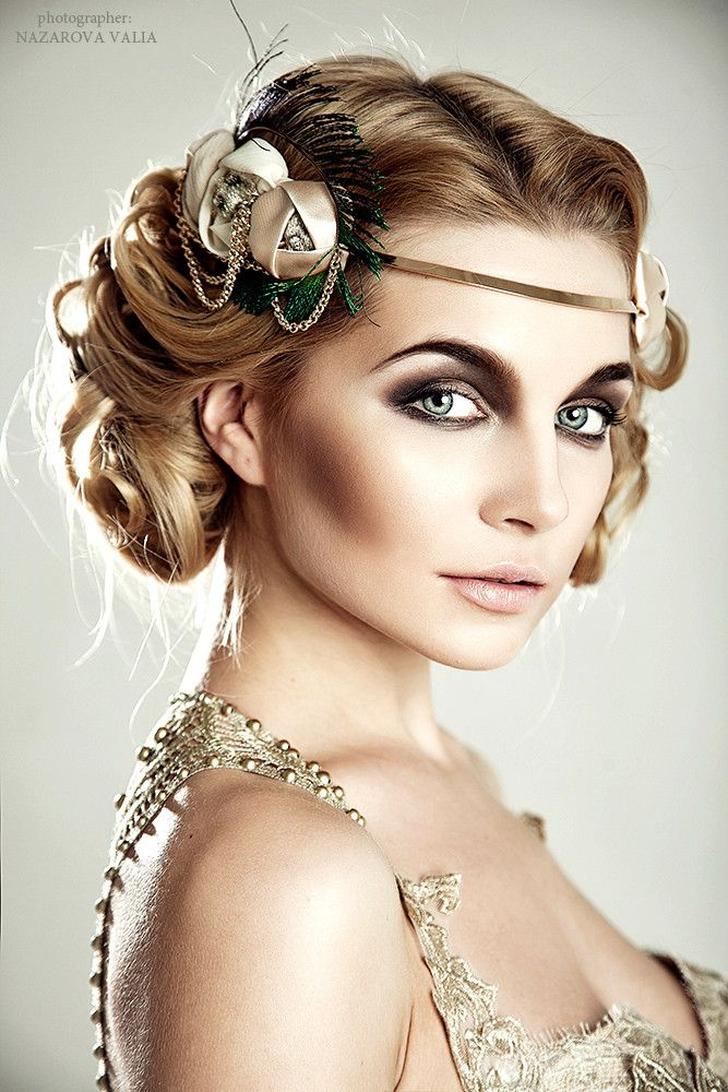 unique gatsby hairstyles ideas