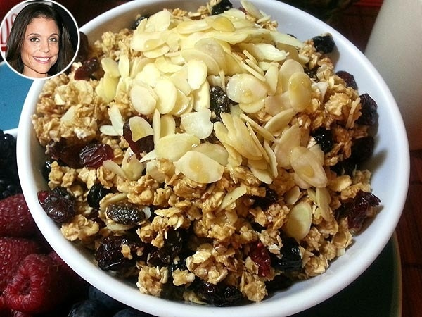Bethenny Frankel Granola Recipe
