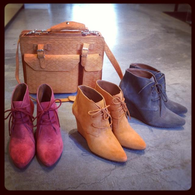 Schutz shoes n'ftnc bag