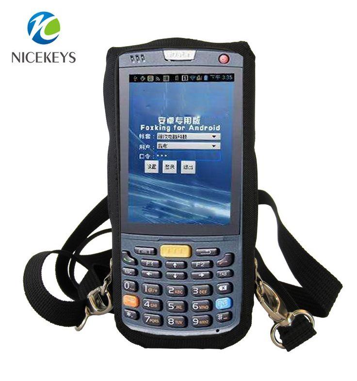 Nylon case for PDA device wrist strap PDA case with Shoulder strap