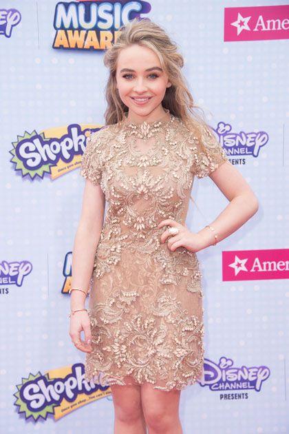 Sabrina Carpenter—Radio Disney Music Awards