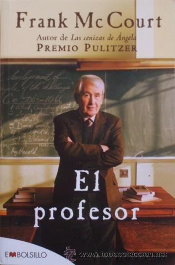 El profesor de Frank McCourt