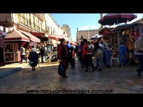 De paseo por San Juan de los Lagos