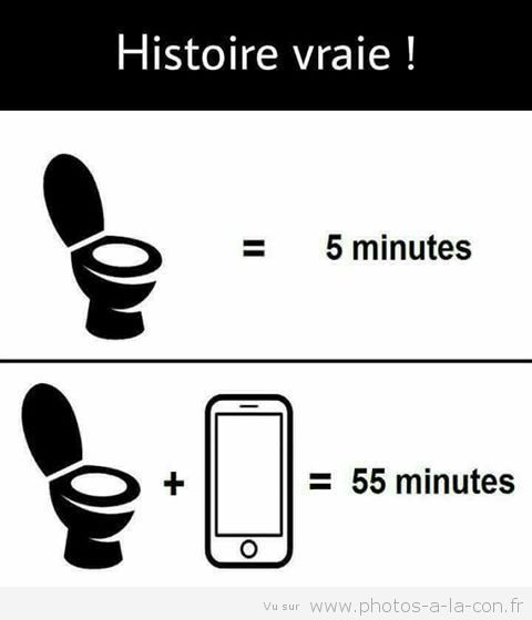 image drole toilettes