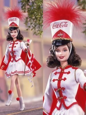 Coca Cola Marching Band - Barbie-colection's blog - Page 32 - ★Les poupées BARBIE de collection, les plus belles les plus glamour...ICI!!!★Votez pour votre prefer... - Skyrock.com