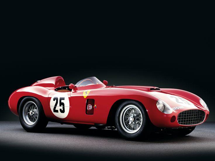 Ferrari 860 Monza Spyder '1956