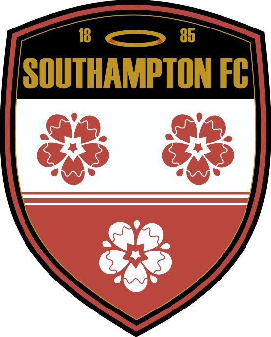 Re-working of the Southampton FC badge.