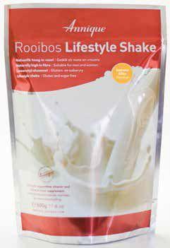 New Annique Banana Bliss Lifestyle Shake