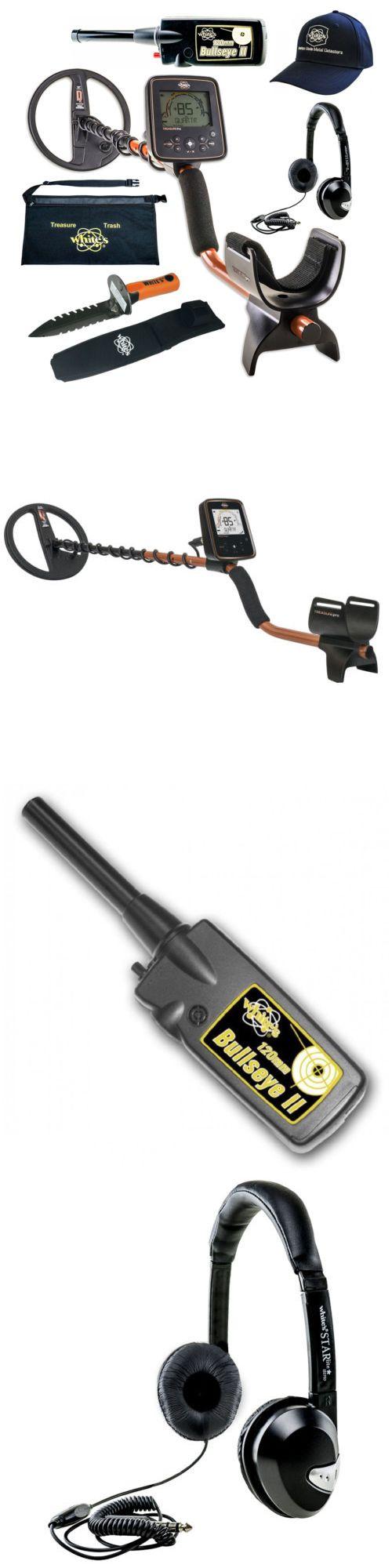 Metal Detectors: Whites Treasurepro Metal Detector Geared Up Bundle BUY IT NOW ONLY: $399.95