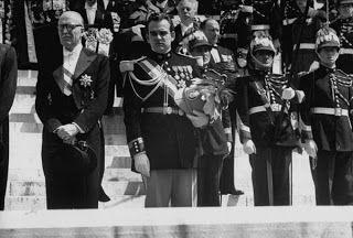 Mad for Monaco: Anniversary of Rainier III