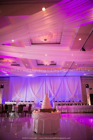 Terra u0026 Johnu0027s White Dance Floor was transformed with a Color Wash to accentuate the high gloss floor! Find this Pin and more on Elegant Event Lighting ... & 17 best Drury Lane Weddings | Elegant Event Lighting images on ... azcodes.com