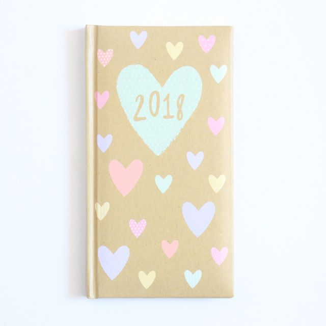 Aliexpress.com : Buy Cute cartoon 2018 year calendar time organizer,candy school student diary weekly daily planner notebooks stationery gift,A6 from Reliable student diary suppliers on Sentan Delicateness