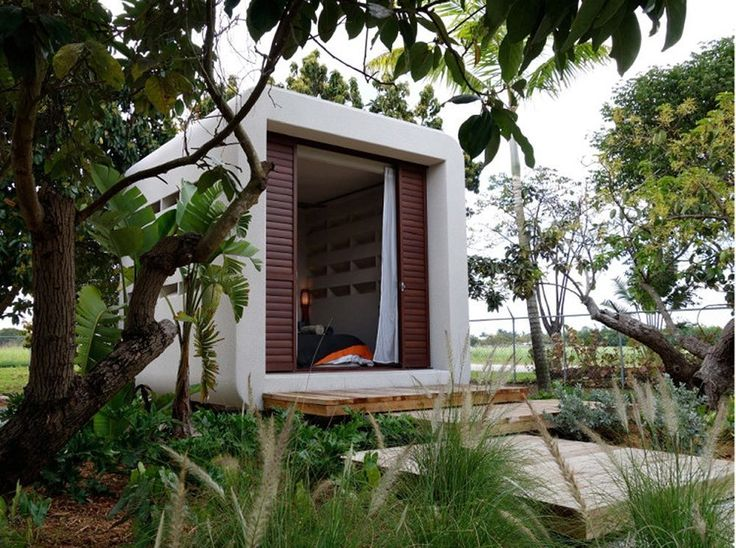 The Cubicco Cabana is the only tiny house on the market that can withstand Category 5 winds.