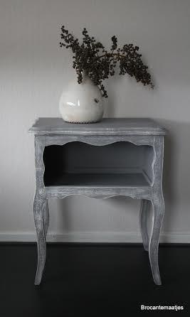 Meer dan 1000 idee n over grijs interieur verf op pinterest grijze verfkleuren woonkamer verf - Balken grijs geschilderd ...