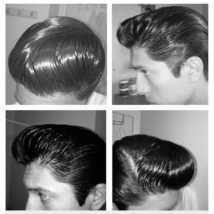 48 Best Images About Pompadour On Pinterest Rockabilly