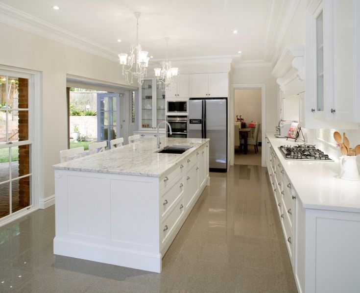 Contemporary Traditional Kitchen modern traditional kitchens