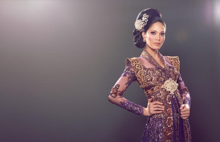 an Eye Notes: Fashion spread - Kebaya shoot (Perkawinan Magz March 2011)