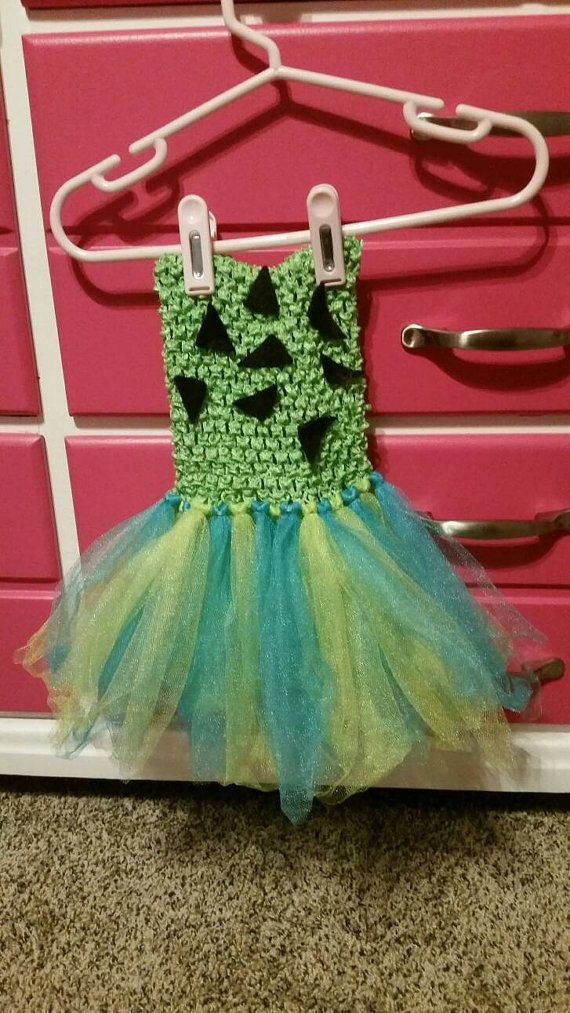 Check out this item in my Etsy shop https://www.etsy.com/listing/285350057/pebbles-halloween-costume