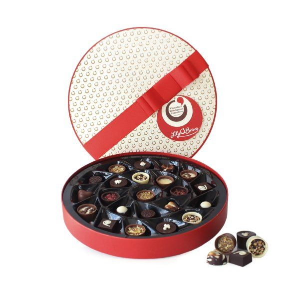 Chocolate Indulgence Collection, 22 Chocolates, 250g available at LilyOBriens.ie