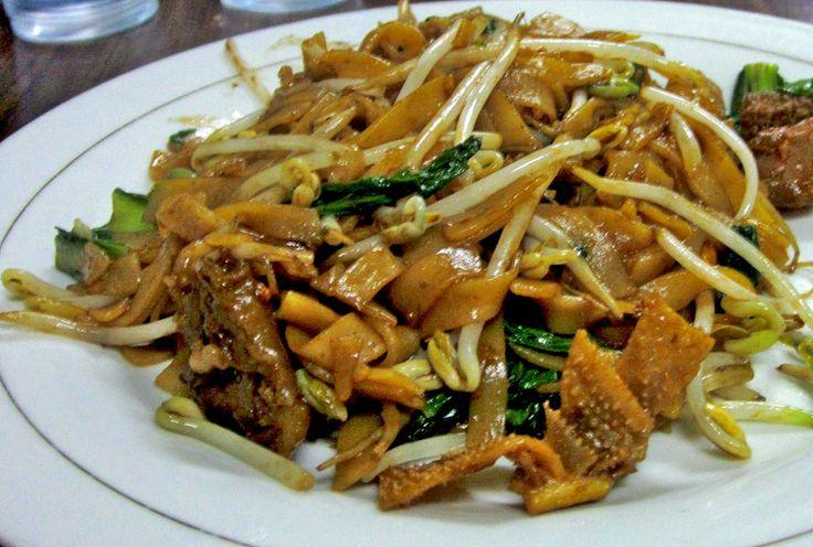 Resep Mie Tiaw Goreng