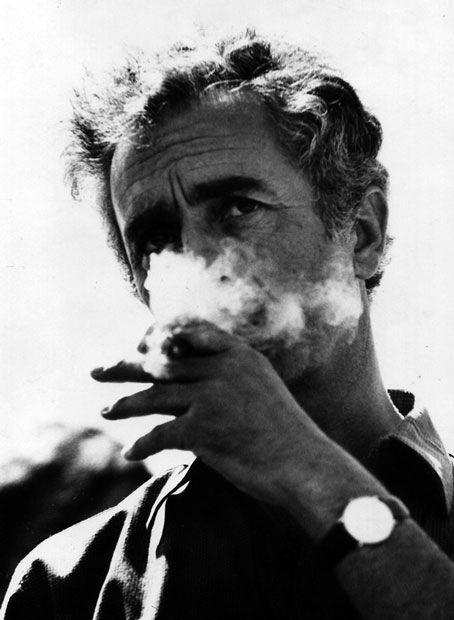 Michelangelo Antonioni, Italian Film Director.