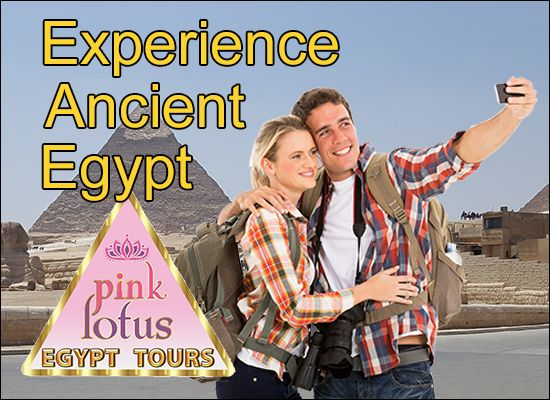 Experience Ancient Egypt with Pink Lotus Tours