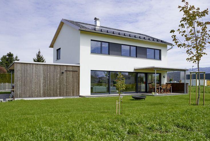 Einfamilienhaus V / A-Lustenau Berchtold Holzbau Vorarlberg - grimm küchen rastatt