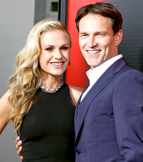 Anna Paquin and Stephen Moyer's Twins' Names Revealed!