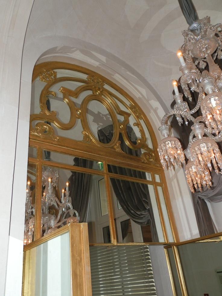 The Studio Harrods visits Maison Baccarat