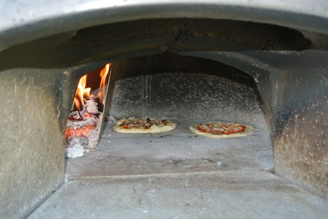 "The best home made pizza in Ireland!! Woodburning oven ""Subito Cotto 80"" by Zio Ciro Italian woodburning ovens"
