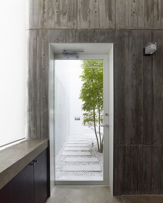Best 25 three story house ideas on pinterest the front - Takanawa house by o f d hiroyuki ito ...