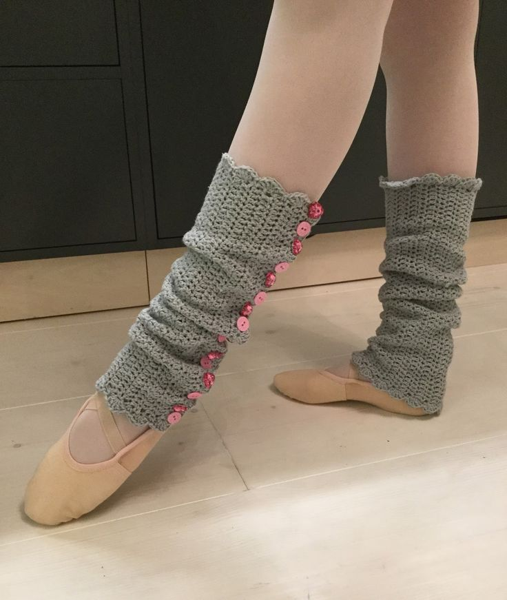 It is winter and getting cold, although we are seriously missing snow in Helsinki. In ballet, it is essential that the ankles are warm (and...