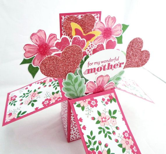 pop up birthday cards for mom - best 25 mother birthday card ideas on pinterest mother