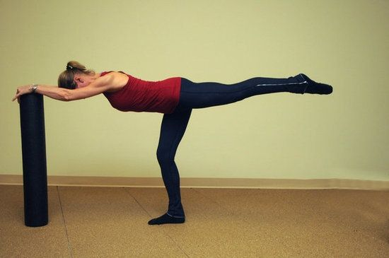 Barre Workouts For Your Arms, Legs, and Butt.