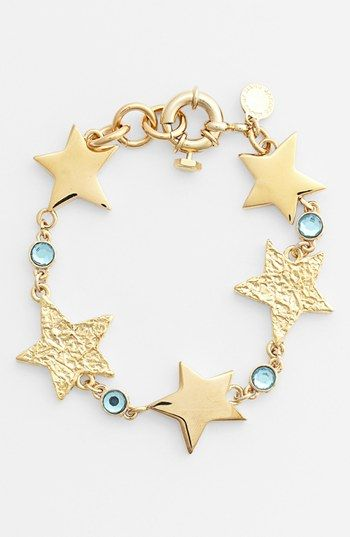 MARC BY MARC JACOBS 'Reluctant Stars' Line Bracelet (Online Only) available at #Nordstrom / 118,600won