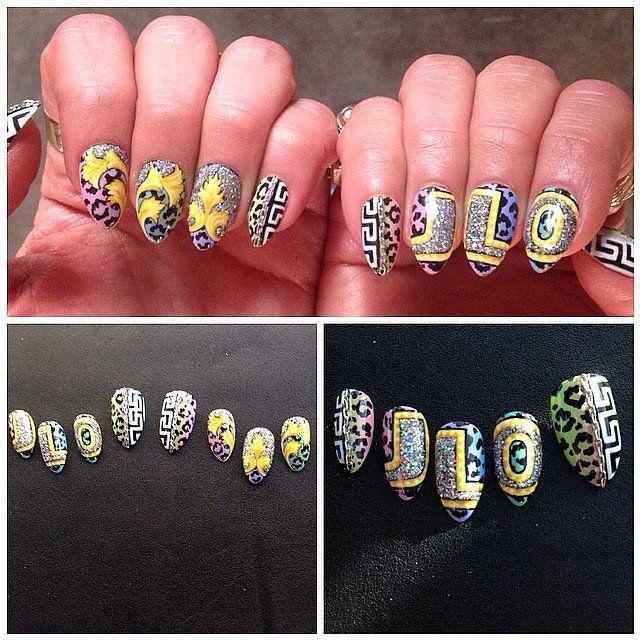 17 best Nails: Tom Bachik images on Pinterest | Belle nails, Nail ...