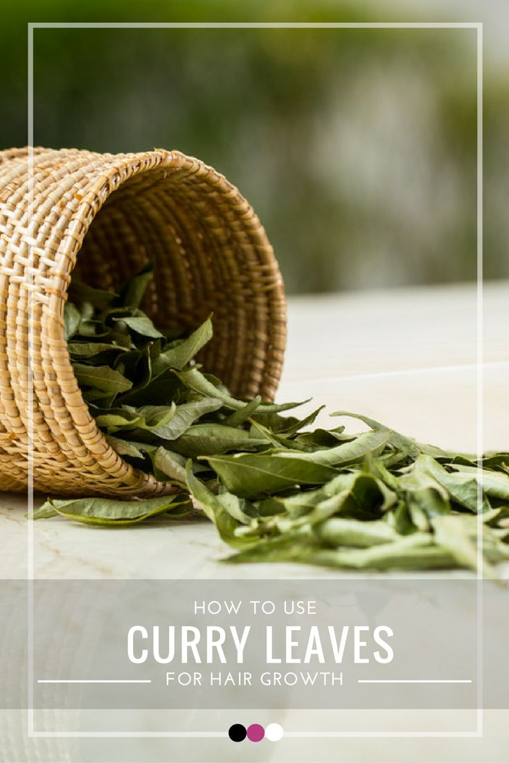 Discover how to use curry leaves for hair growth!