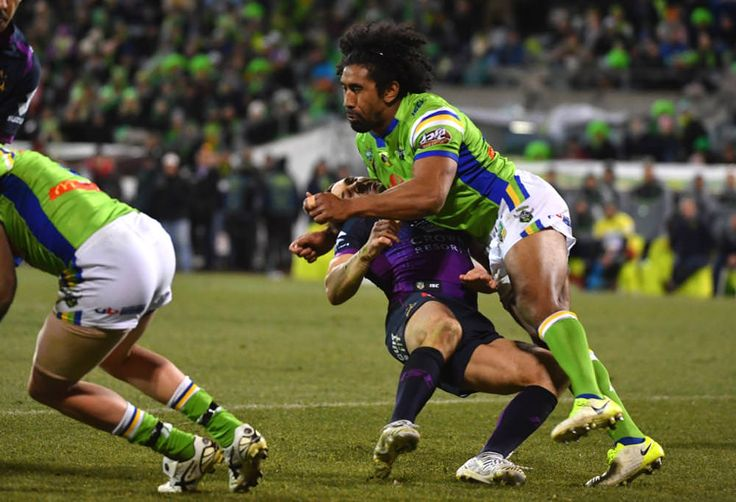 Melbourne Storm vs Canberra Raiders NRL live scores blog - The Roar #757Live