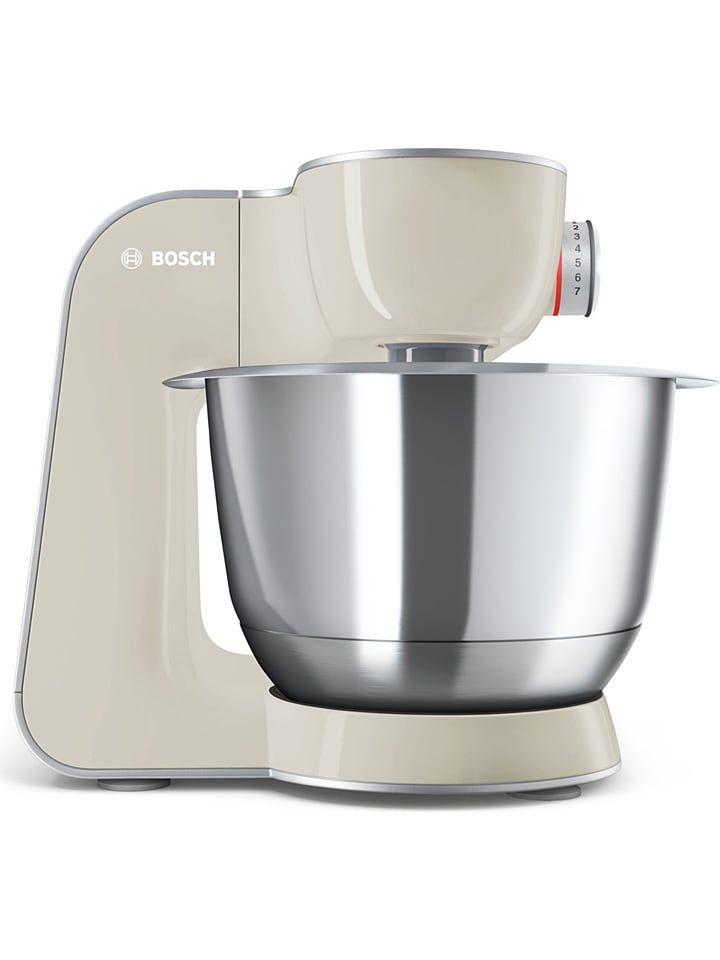Kuchenmaschine Mum5 Creationline Mit Zubehor In Creme 1 000 W