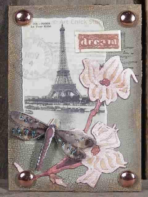 Dreams of Paris ATC