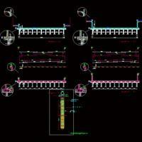 Piscina De Obras Civiles (dwg - Dibujo de Autocad) - Detalles Constructivos