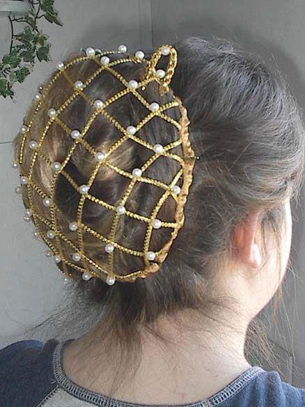 hairnet snood