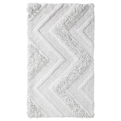 Room Essentials Bath Rug Snow White For Bathroom