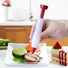 Бесплатная доставка десерт декоратор ручка силиконовые плесень Sugarcraft фондант торт украшение инструменты формы для выпечки кухня столовая бар(China (Mainland))