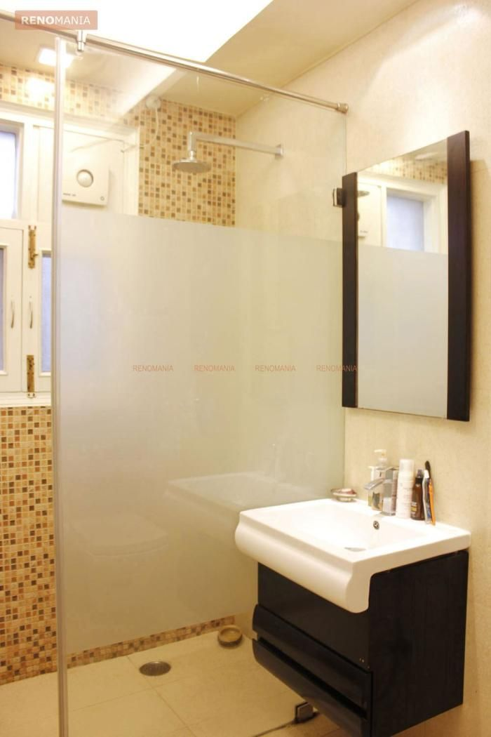 Glass Mosaic Tiles In Your Bathroom Designs Photos Part 92